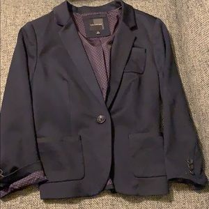 Navy blue blazer - The Limited
